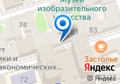 BUS_GARAGE на карте