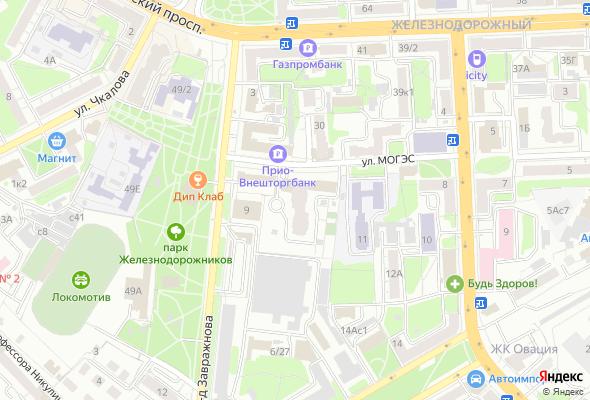 жилой комплекс Ника Парк