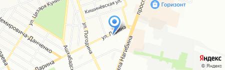 НАШЕ ДЕЛО на карте Ростова-на-Дону