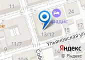 Лизинговое агентство на карте