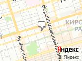 Стоматологическая клиника «Милан» на карте
