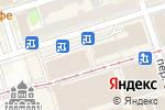 Схема проезда до компании Юридический центр Солопова Марка Анатольевича в Ростове-на-Дону