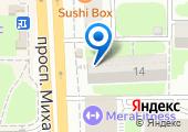 Агентство Праздников Ирины Поляковой на карте