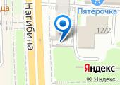 Гарибов & Ко на карте