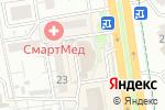 Схема проезда до компании Джуманджи-Shop в Ростове-на-Дону
