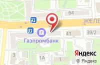 Схема проезда до компании Учебно-Методический Центр «Деловой Мир» в Рязани