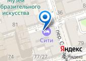 Туника на карте