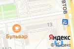 Схема проезда до компании My-shop.ru в Ростове-на-Дону