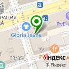 Местоположение компании Проект-Ростов
