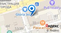 Компания Проект-Ростов на карте