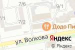 Схема проезда до компании АГРАРНАЯ МЕХАНИКА в Ростове-на-Дону