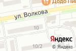Схема проезда до компании Санги Стиль в Ростове-на-Дону