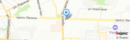 Магазин парфюмерии и косметики на карте Ростова-на-Дону