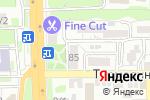 Схема проезда до компании Парикмахерская в Ростове-на-Дону