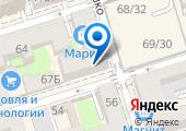 Павлово-Посадский шелк на карте