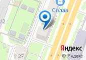 Дизайн-сервис плюс на карте
