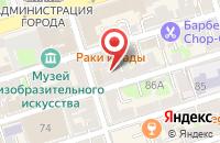 Схема проезда до компании Информационный Центр «Преображение» в Ростове-На-Дону