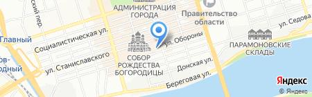 СанТехМонтаж на карте Ростова-на-Дону