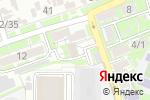 Схема проезда до компании Бочонок в Ростове-на-Дону