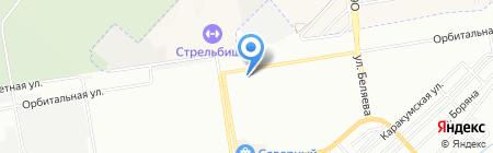 ВИМ на карте Ростова-на-Дону