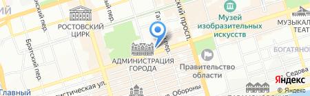 Nice Code на карте Ростова-на-Дону