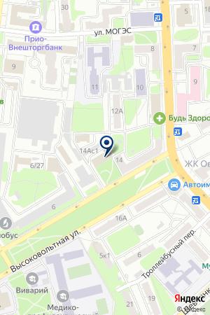 НЕФТЕТРАНС на карте Рязани