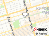 Стоматологическая клиника Пушкинская 80 на карте