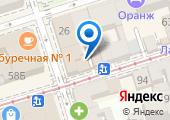 РСДи на карте