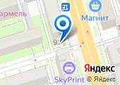 РостДонПечать на карте