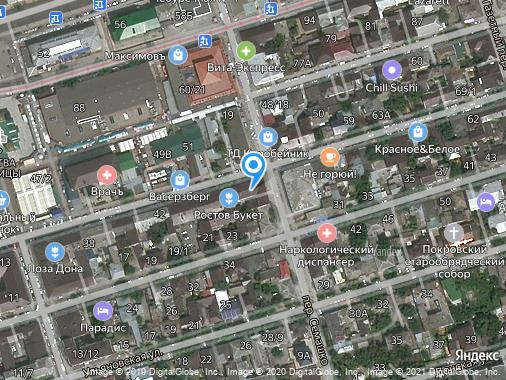 Продам комнату, 27 м², Ростов-на-Дону, Тургеневская улица, 46
