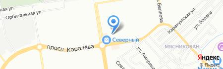 Reanimator на карте Ростова-на-Дону