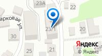 Компания Арт Деко на карте