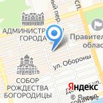 Show Room Paprika на карте Ростова-на-Дону