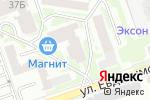 Схема проезда до компании Три орешка в Ростове-на-Дону