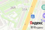 Схема проезда до компании Хичкок в Ростове-на-Дону