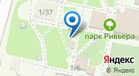 Компания Киоск по продаже мороженого на карте