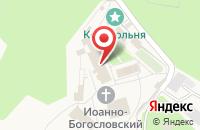 Схема проезда до компании Храм иконы Божьей Матери в Пощупово