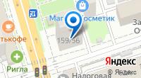 Компания Ростов-Тур на карте