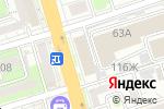 Схема проезда до компании Терминал в Ростове-на-Дону