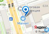 ВТБ24 Лизинг на карте