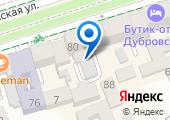 Швейные мастерские Кудаевой на карте
