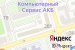 Схема проезда до компании Ростклимат в Ростове-на-Дону