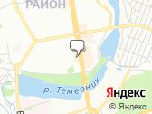 Стоматологическая клиника «МВА» на карте