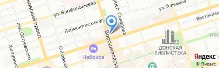 Beauty Technology на карте Ростова-на-Дону