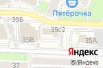 Схема проезда до компании Магазин женской обуви и кожгалантереи в Рязани