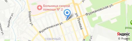 ИТ Тотал Групп на карте Ростова-на-Дону