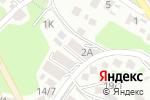 Схема проезда до компании АрхиНова и К в Сочи