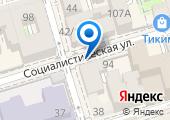 Магазин швейного оборудования на карте