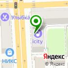 Местоположение компании Медуза Vape Club & Shop