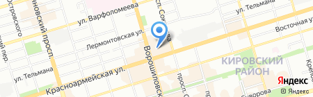 FLOORMASTER.RU на карте Ростова-на-Дону